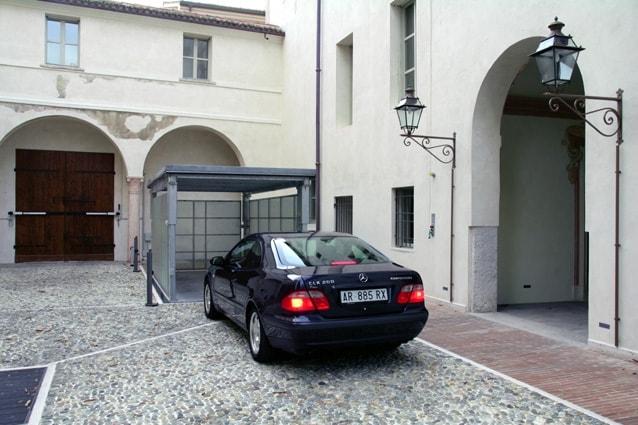 Car lift, carlift CP1R-1