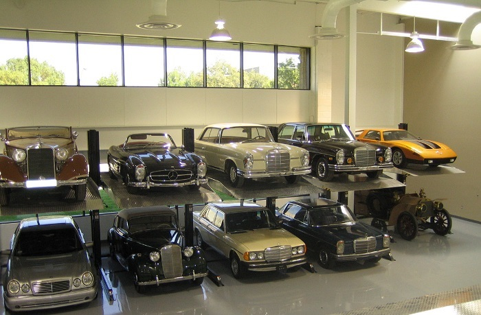 car stacker, autostacker, doppelparker