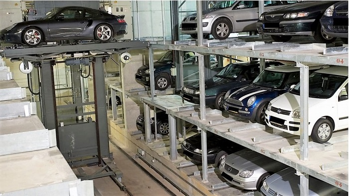 Image result for automated car parking systems