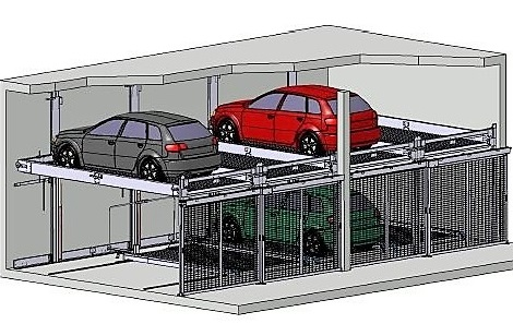 Automatisches Parksystem