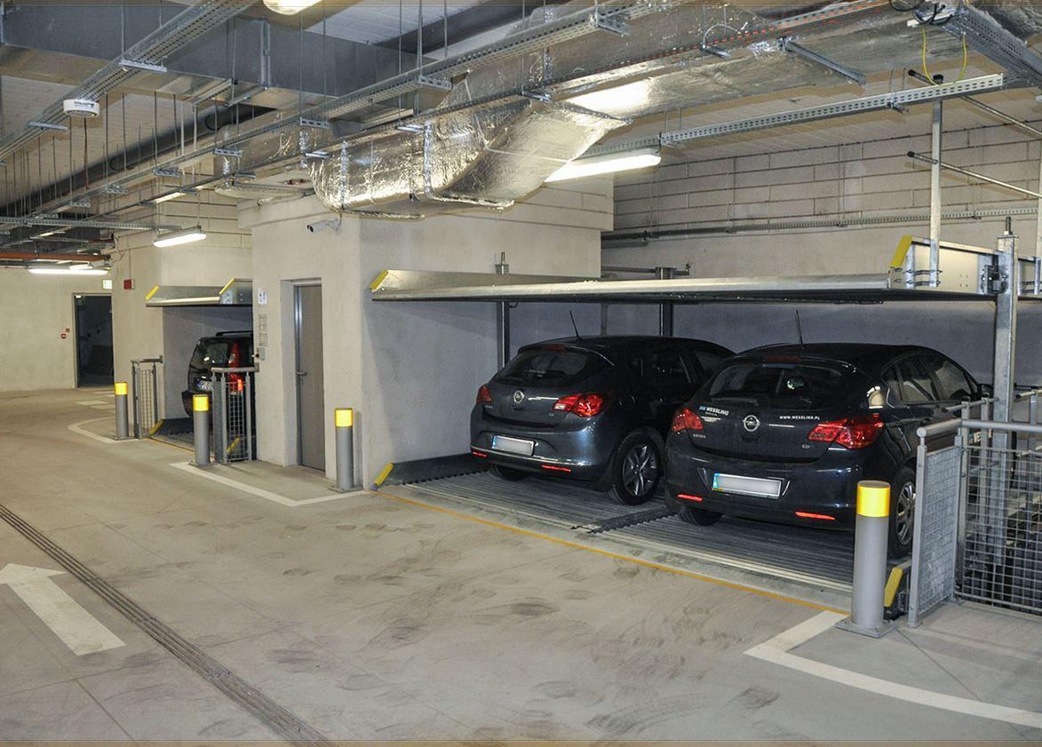 car stacker, car lift, parking double, swiss park